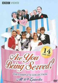 Are You Being Served:Comp Collection - (Region 1 Import DVD)