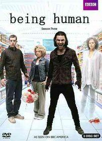 Being Human:Season Three - (Region 1 Import DVD)