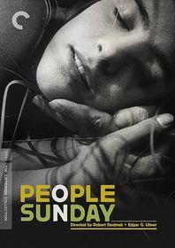 People on Sunday - (Region 1 Import DVD)