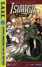 Tsubasa:Season 1 (Save) - (Region 1 Import DVD)