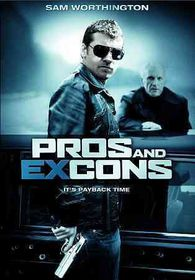 Pros and Ex Cons - (Region 1 Import DVD)