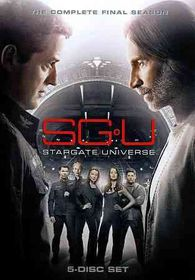 SGU Stargate Universe:Complete Final Season - (Region 1 Import DVD)