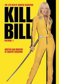 Kill Bill Vol 1 - (Region 1 Import DVD)