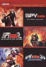 Spy Kids Trilogy - (Region 1 Import DVD)