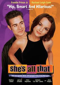 She's All That - (Region 1 Import DVD)