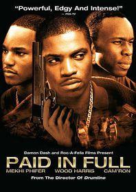 Paid in Full - (Region 1 Import DVD)