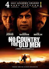 No Country for Old Men - (Region 1 Import DVD)