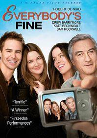 Everybody's Fine - (Region 1 Import DVD)