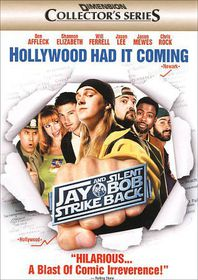 Jay and Silent Bob Strike Back - (Region 1 Import DVD)