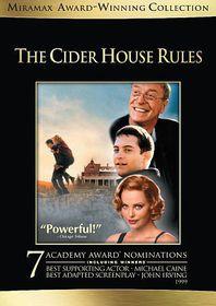 Cider House Rules - (Region 1 Import DVD)