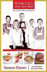 America's Test Kitchen Season 11 - (Region 1 Import DVD)