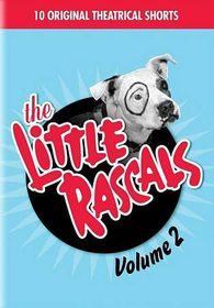 Little Rascals Vol 2 - (Region 1 Import DVD)