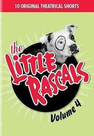 Little Rascals Vol 4 - (Region 1 Import DVD)