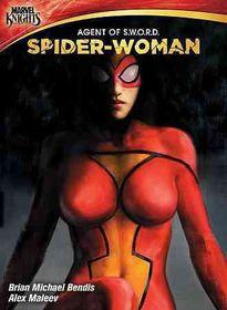Marvel Knights Spider Woman:Agent of - (Region 1 Import DVD)