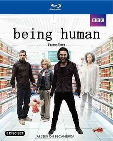 Being Human:Season Three - (Region A Import Blu-ray Disc)