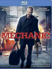 Mechanic - (Region A Import Blu-ray Disc)