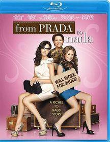 From Prada to Nada - (Region A Import Blu-ray Disc)
