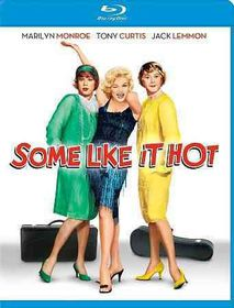 Some Like It Hot - (Region A Import Blu-ray Disc)