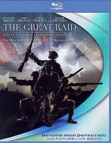 Great Raid - (Region A Import Blu-ray Disc)