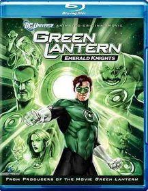 Green Lantern:Emerald Knights - (Region A Import Blu-ray Disc)