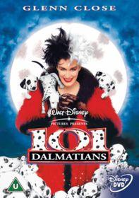 101 Dalmatians (Live Action) - (Import DVD)