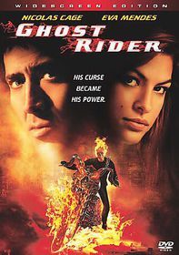 Ghost Rider - (Region 1 Import DVD)