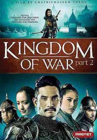 Kingdom of War Part II - (Region 1 Import DVD)