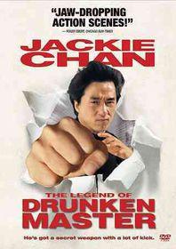 Legend Drunken Master - (Region 1 Import DVD)