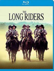 Long Riders - (Region A Import Blu-ray Disc)
