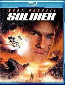 Soldier - (Region A Import Blu-ray Disc)