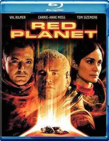 Red Planet - (Region A Import Blu-ray Disc)