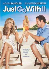 Just Go with It - (Region 1 Import DVD)