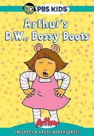 Arthur:Bossy Boots - (Region 1 Import DVD)