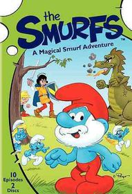 Smurfs:Magical Smurf Adventure - (Region 1 Import DVD)