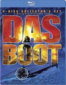 Das Boots - (Region A Import Blu-ray Disc)