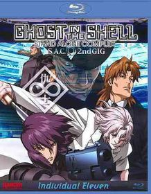 Ghost in the Shell:Individual Eleven - (Region A Import Blu-ray Disc)