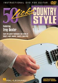 50 Licks Country Style - (Import DVD)