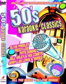 50S Karaoke Classics - (Import DVD)