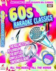 60S Karaoke Classics - (Import DVD)