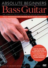 Absolute Beginners Bass Guitar - (Import DVD)