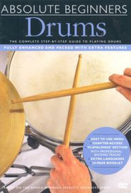Absolute Beginners Drums - (Import DVD)