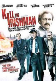 Kill the Irishman - (Region 1 Import DVD)