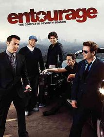 Entourage:Complete Seventh Season - (Region 1 Import DVD)