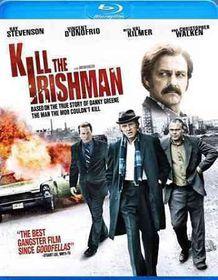 Kill the Irishman - (Region A Import Blu-ray Disc)