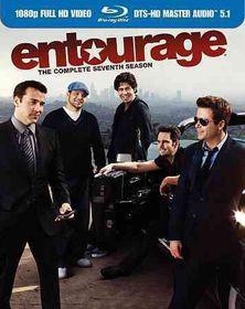 Entourage:Complete Seventh Season - (Region A Import Blu-ray Disc)