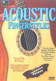 Acoustic Fingerstyles - (Import DVD)