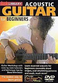 Acoustic Guitar for Beginners - (Region 1 Import DVD)