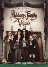 Addams Family Values - (Import DVD)