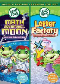 Leapfrog:Math Adventure to the Moon/L - (Region 1 Import DVD)