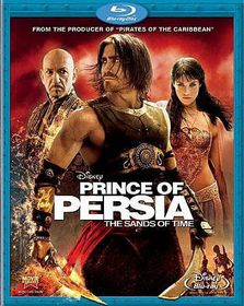 Prince of Persia:Sands of Time - (Region A Import Blu-ray Disc)